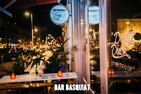 Bar Basquiat 1