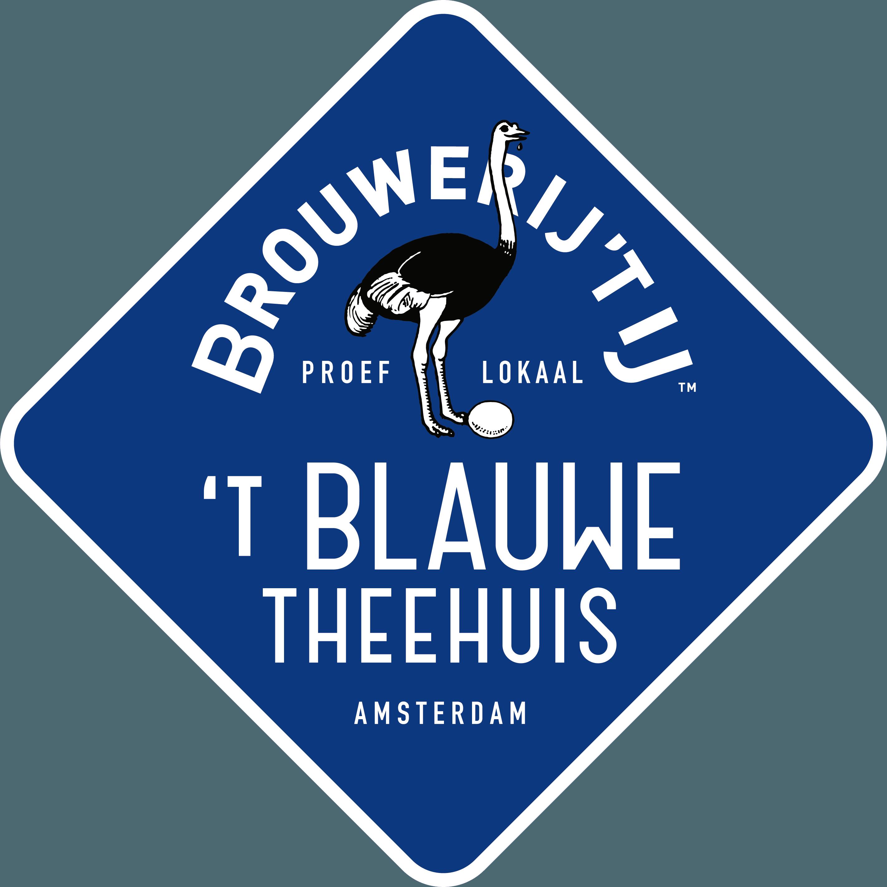't Blauwe Theehuis